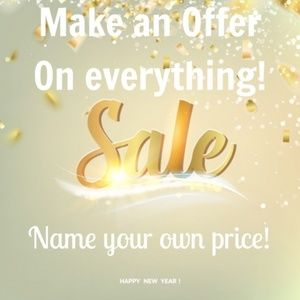 Shoes - NAME YOUR OWN PRICE SALE! HAPPY NEW YEAR!